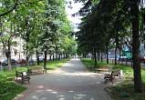 Капитальный ремонт бульвара Т.Шевченко с элементами модернизации