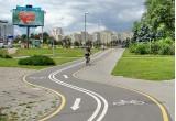 Велодорожка от ул.Иерусалимской до моста на пр.Независимости (Центральный район)