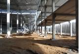 Строительство логистического центра со складскими и административными помещениями, помещениями в д. Дроздово Минского района