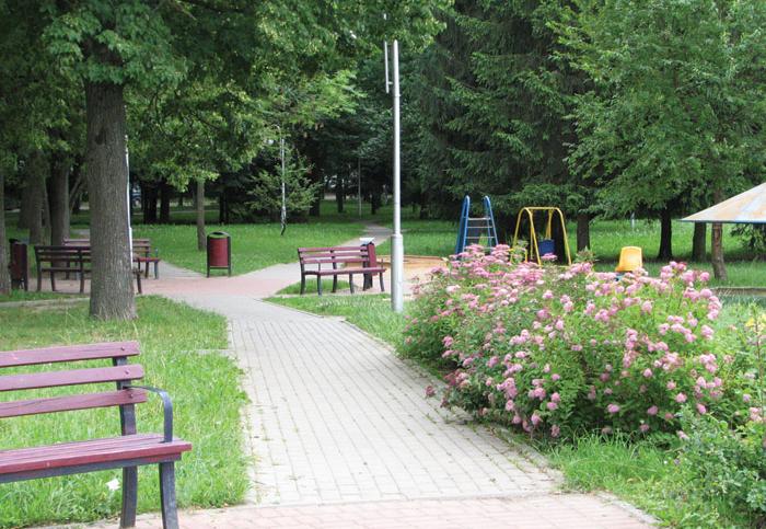 Севастопальский парк